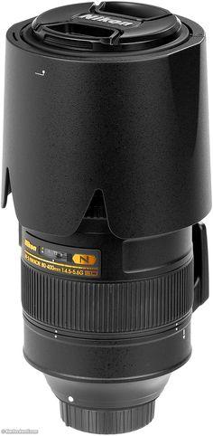 Nikon 80-400 G