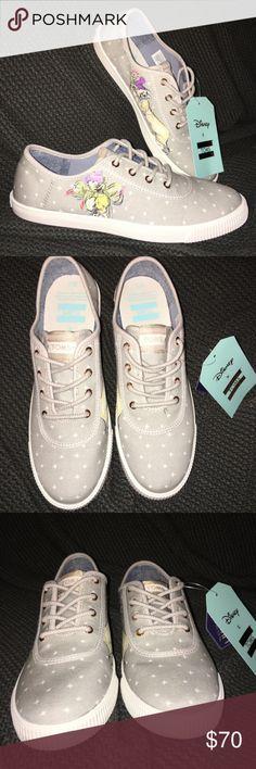 6338977eb8f New Disney x Toms grey seven dwarfs canvas shoes New Disney x Toms grey  seven dwarfs