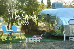 Our Night at the Shady Dell (Bisbee) | Oh So Lovely Vintage