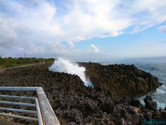 A fully detailed information and guide about Nusa Dua Peninsula & Water Blow in Bali Island