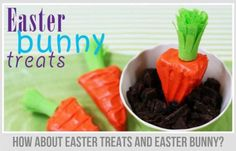 How about Easter treats