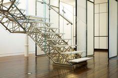 caliper studio: 'genetic stair'