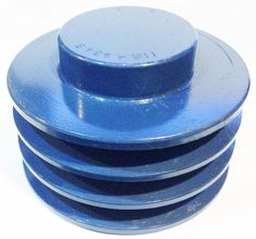 NBK 93-A-3 JIS V Pulley for use with A or AX belts, Holds 3x Belts #NBK