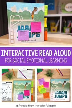 Interactive Read-Alouds for SEL