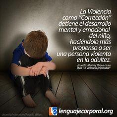 Los estragos que causa corregir a un niño con violencia | Lenguaje Corporal