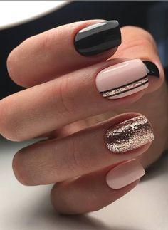 33 Trendy Natural Short Square Nails Design For Spring Nails 2020 - — Beautiful short natural square nails design acrylic short square nails, natural short squ - Square Nail Designs, Acrylic Nail Designs, Nail Art Designs, Nails Design, Acrylic Nails, Matte Nails, Awesome Nail Designs, Latest Nail Designs, Latest Nail Art