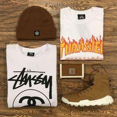 Canvas _ Featuring: Obey Thrasher Carhartt Nike Stussy _ Disponibili in store e online su @graffitishop www.graffitishop.it _ Spectrum Store via Felice Casati 29 Milano / spectrumstore.com / tel. 39 02 67071408 / #spectrumstore #graffitishop #causeitsyourworld #streetwear #graffiti #milano #sneakers #sneaker #snapback #kicks #trainers #spectrum #casatiblock #outfit #fashionblogger #blogger