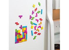 Tetris din magneti - Mindblower
