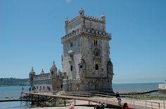 Torre de Belem by Deep'Blue / Laurent COLLET, via Flickr