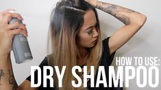 Using Dry Shampoo, Future Videos, Being Used, My Hair, Hair Care, Youtube, Top, Hair Makeup, Youtubers