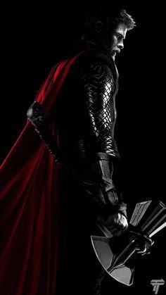 Thor Infinity War by on DeviantArt - Marvel