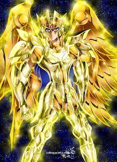 Saga God Cloth 001 by diegoku92 on DeviantArt