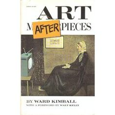 Art Afterpieces by Ward Kimball  :-)
