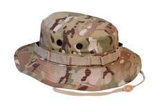 b6babbadf22 Boonie Hat Rothco Crye Multicam Ultra Force Ripstop US made Fabric