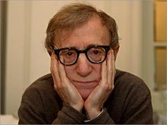Woody Allen   http://slightlypretentious.tumblr.com/post/13609797882/bbook-oldfilmsflicker-happy-birthday-woody
