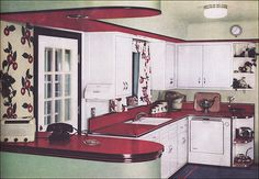 1950 Formica Kitchen | Flickr - Photo Sharing!
