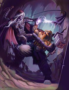 66 Best Rage of Demons images in 2019 | Dark Elf, Darkness, Fantasy art