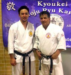 with Yagi A Sensei