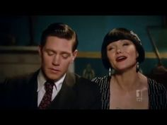Phryne and Jack sing Let's Misbehave   Miss Fisher's Murder Mysteries Series 2 - YouTube