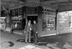 Billy and Wally, Steptoes, Ponsonby Road. Steptoe And Son, Nz Art, Documentary Photography, Artistic Photography, New Zealand, Documentaries, Robin, The Neighbourhood, Art Photography