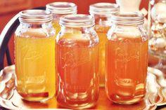 APPLE PIE MOONSHINE    Ingredients:    1 gallon Spiced Apple Cider;    1 gallon Apple Juice;    1-½ cup Granulated Sugar;    1-½ cup Light Brown Sugar;    8 whole Cinnamon Sticks;    1 bottle (750ml Size) 190-Proof Grain Alcohol (Everclear)