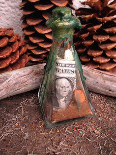 Rita's Gypsy Gold Money Hoodoo Charm Spell by RitaSpiritualGoods