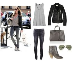 Visit the Stylicious Blog to see how to get this supermodel style!