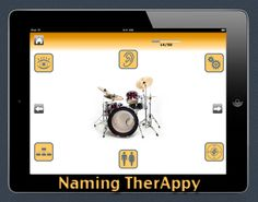 Cool ipad aphasia therapy apps