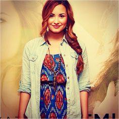 Demi Lovato is perfect.