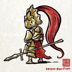 Ornstein the Dragonslayer