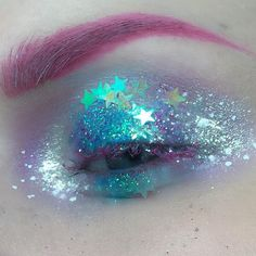 """A short inspiration board for those who enjoy them: makeup with strange glow, ideas for 2016"" by GlaDos00 in MakeupAddiction - Album on Imgur"