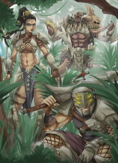 The Headhunter by ~Exaxuxer on deviantART Black Lips, Black Hair, League Of Legends Wallpaper, Predator Movie, Lol League Of Legends, Fantasy Characters, Fictional Characters, Yellow Eyes, Fan Art