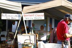 Cameron, NC Fall Antiques Street Fair