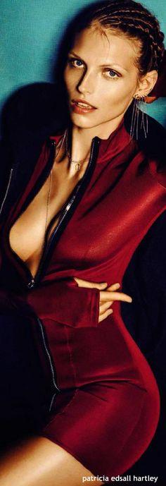 Karlina Caune for Vogue Spain  January 2015
