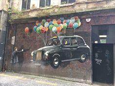 La voiture volante de Glasgow