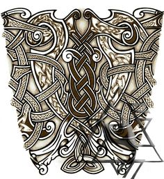 viking sleeve tattoos - Google Search More