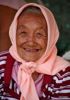 ......a smile is always your best asset.....regardless of age...and  regardless of teeth...
