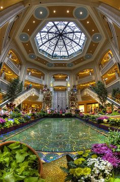 The Palazzo at The Venetian, Las Vegas, Nevada