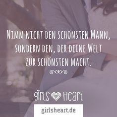 Einen wundervollen Tag an alle Brautpaare! Mehr Sprüche auf: www.girlsheart.de…