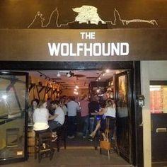 The Wolfhound - Astoria, NY, new Irish pub on 30th Ave