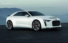 Another Quattro concept from Audi coming to Frankfurt?