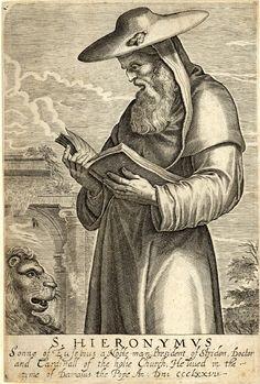S. Hieronymus, c. 1623-1635.