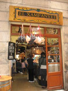 El Xampanyet, Barcelona