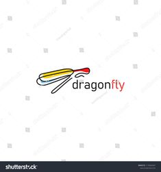 Find Continuous Line Dragonfly Logo Vector Icon stock images in HD and millions of other royalty-free stock photos, illustrations and vectors in the Shutterstock collection.