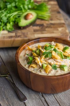 Crock Pot White Chicken Chili School Day Meal