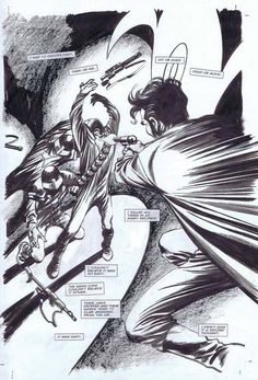 The Territory #3 Page 1 by David Lloyd