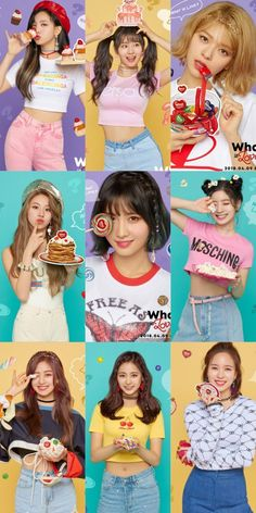 Check out Twice @ Iomoio Nayeon, K Pop, Kpop Girl Groups, Korean Girl Groups, Kpop Girls, Twice Dahyun, Tzuyu Twice, Mamamoo, Signal Twice