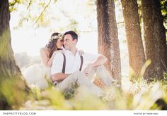 Enchanted forest engagement shoot | Photography: Taryn Rahl, Venue: Hamiltons Country Estate