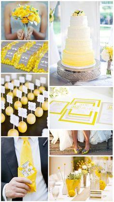 mariage-theme-jaune-gris-or
