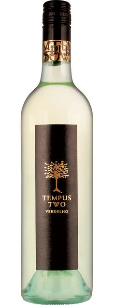 Tempus Two Verdelho. Crisp, fruity and clean. Almost sour. Big flavours that don't linger.